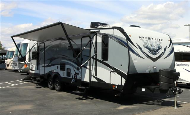 New 2016 Forest River XLR HYPER LITE 29HFS Travel Trailer Toyhauler For Sale