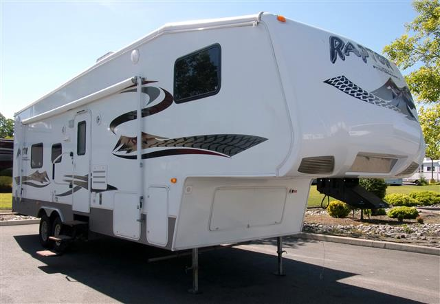 Used 2007 Keystone Raptor 299MP Fifth Wheel For Sale