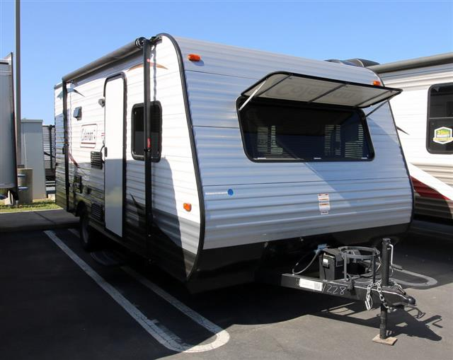 Used 2015 Coleman Coleman CTS16BH Travel Trailer For Sale