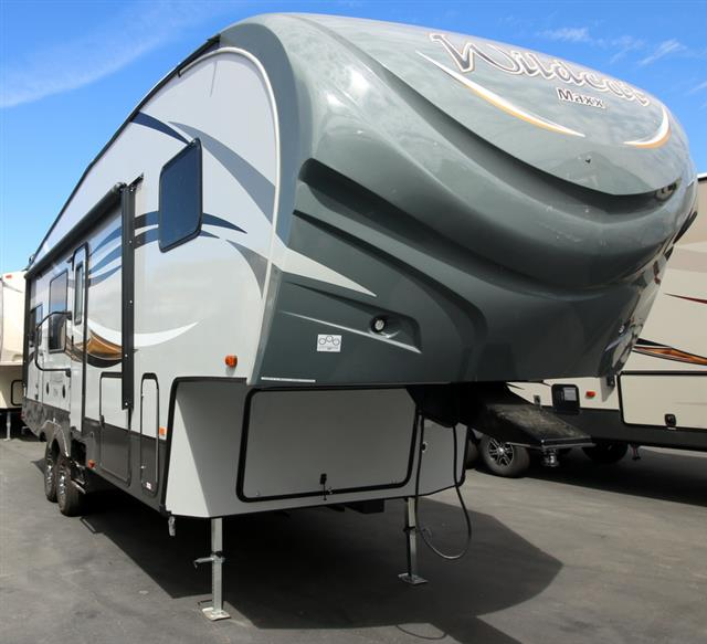 2016 Fifth Wheel Forest River Wildcat