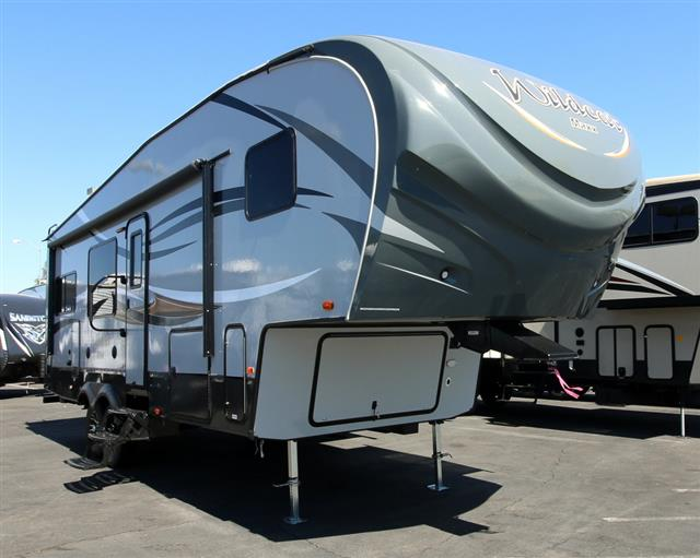 New 2016 Forest River Wildcat 282RKX Fifth Wheel For Sale