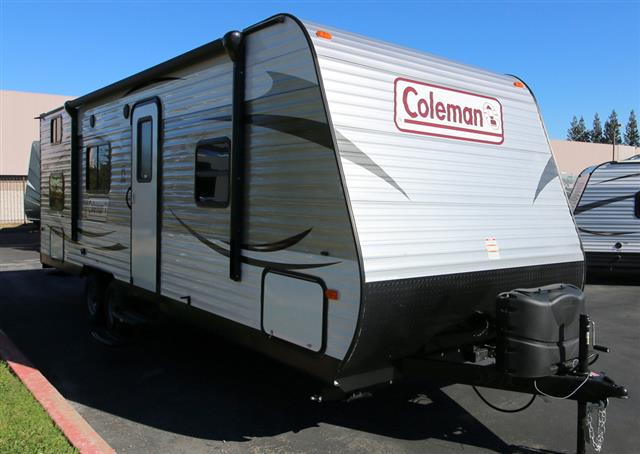 New 2016 Coleman Coleman CTS262BHWE Travel Trailer For Sale