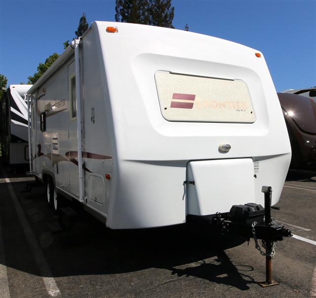 Used 2006 K-Z Frontier 2405 Travel Trailer For Sale