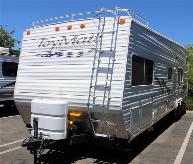 Used 2004 Auto Mate TOYMATE M32A Travel Trailer Toyhauler For Sale