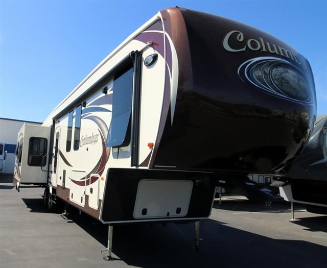 2016 Fifth Wheel Forest River Columbus