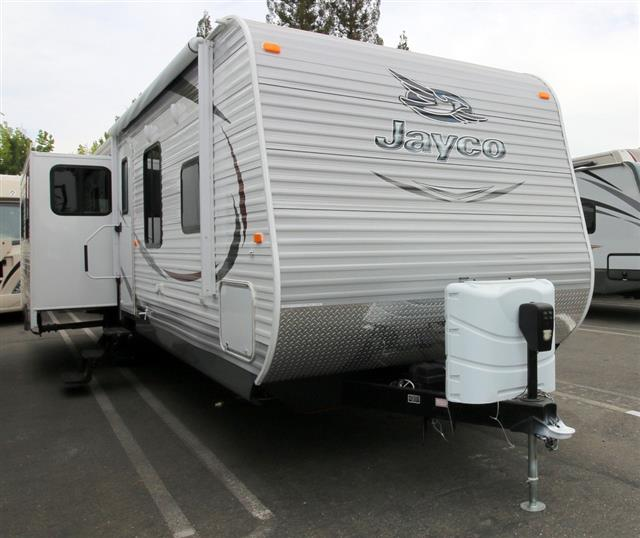 Used 2015 Jayco Jay Flight 33RLDS Travel Trailer For Sale