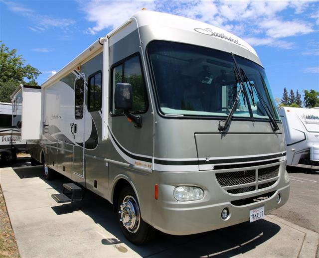 Used 2004 Fleetwood Southwind 36RS Class A - Gas For Sale