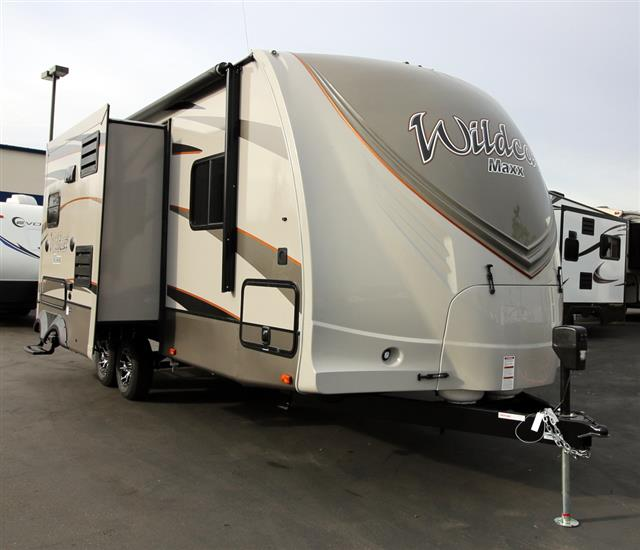 New 2016 Forest River Wildcat 23DKS Travel Trailer For Sale
