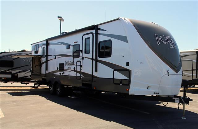 New 2016 Forest River Wildcat 32BHXS Travel Trailer For Sale