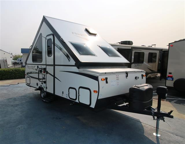 New 2016 Forest River FLAGSTAFF HARD SIDE T19QBHW Pop Up For Sale