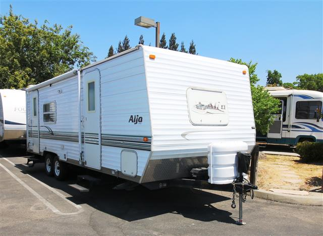 Used 2005 Skyline Aljo 250LT Travel Trailer For Sale