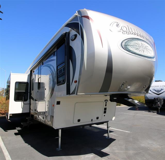 New 2016 Forest River Columbus 320RS Fifth Wheel For Sale