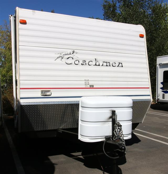 Used 2005 Coachmen Spirit Of America 24QB Travel Trailer For Sale