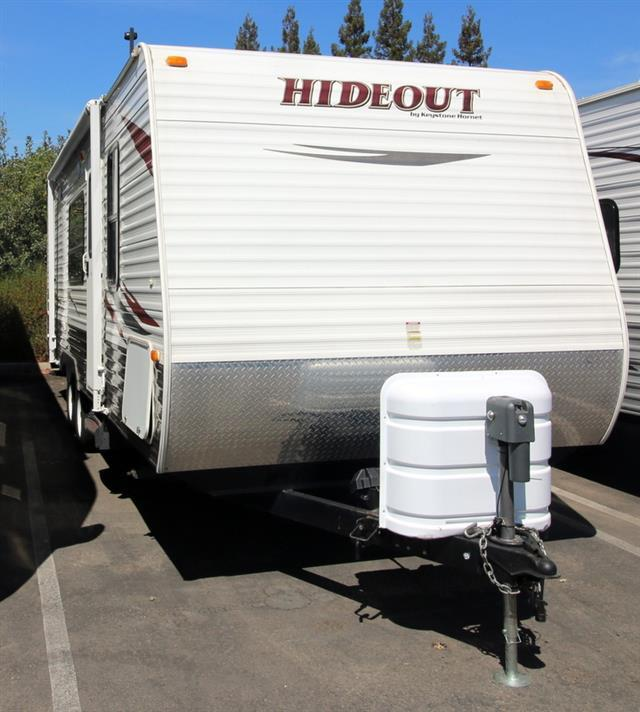 Used 2011 Keystone Hideout 24BHWE Travel Trailer For Sale