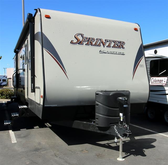 New 2016 Keystone Sprinter 31BH Travel Trailer For Sale