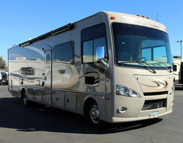 Used 2016 Thor Hurricane 34J Class A - Gas For Sale