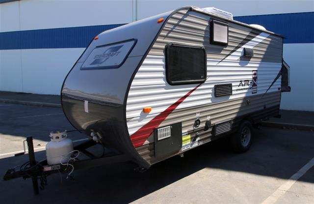 New 2016 Starcraft AR-ONE 15RB Hybrid Travel Trailer For Sale