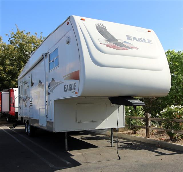 Used 2006 Jayco Eagle 301RL Fifth Wheel For Sale