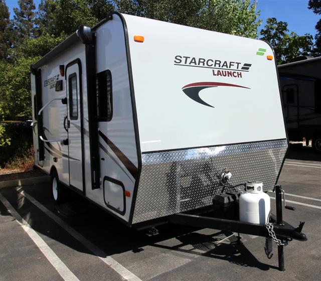 Used 2014 Starcraft LAUNCH 17FB Travel Trailer For Sale