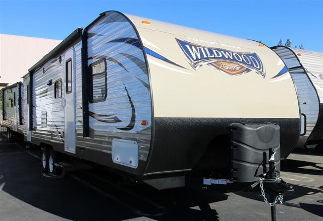 New 2016 Forest River Wildwood 263BHXL Travel Trailer For Sale