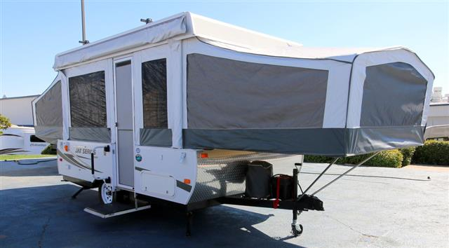 Used 2013 Jayco Jayco 1207 Pop Up For Sale