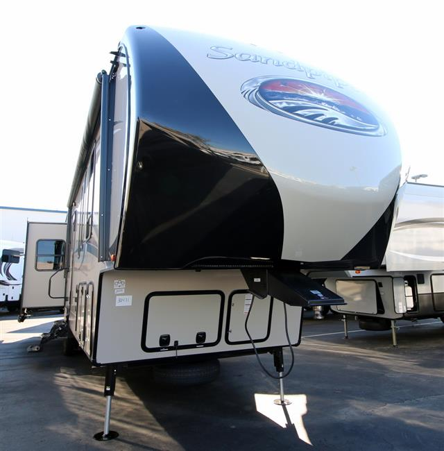 New 2016 Forest River Sandpiper 371REBH Fifth Wheel For Sale