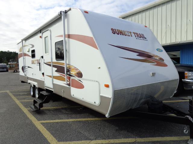 Used Crossroads Sunset Travel Trailer  For Sale In Nj