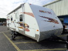 Used 2007 Crossroads Sunset Trail 27RB Travel Trailer For Sale