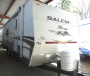 Used 2009 Forest River Salem 26FK Travel Trailer For Sale