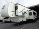 Used 2007 Forest River Sierra 305RLW Fifth Wheel For Sale