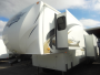 Used 2010 Forest River Sandpiper 345RET Fifth Wheel For Sale