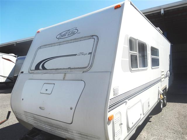 Buy a Used Travel Lite RV Trail Lite in North Charleston, SC.