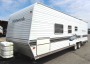 Used 2004 Forest River Wildwood 28BH Travel Trailer For Sale