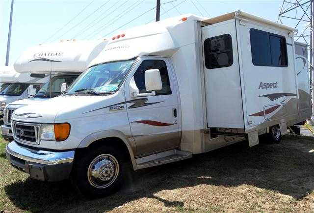 Buy a Used Winnebago Aspect in North Charleston, SC.