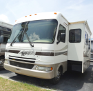 Used 2005 Fleetwood Terra 32S Class A - Gas For Sale