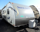 Used 2014 Heartland North Trail 31QBS Travel Trailer For Sale