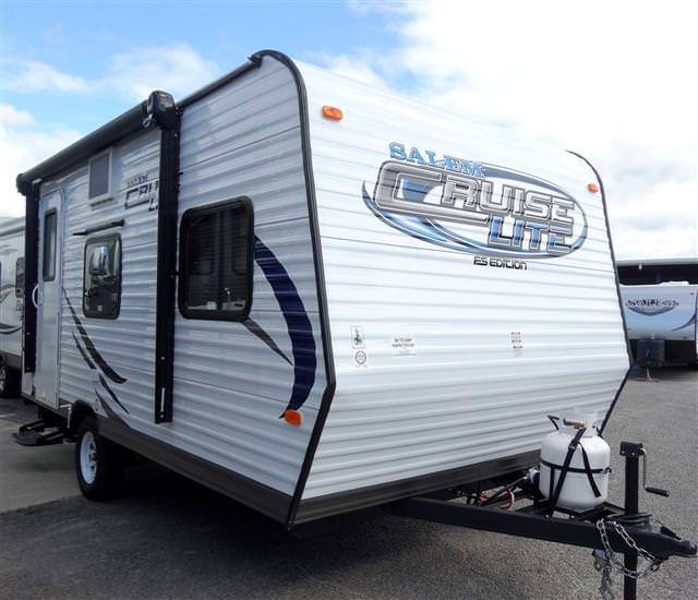 New 2015 Forest River SALEM CRUISE LITE 185RBXL Travel Trailer For Sale