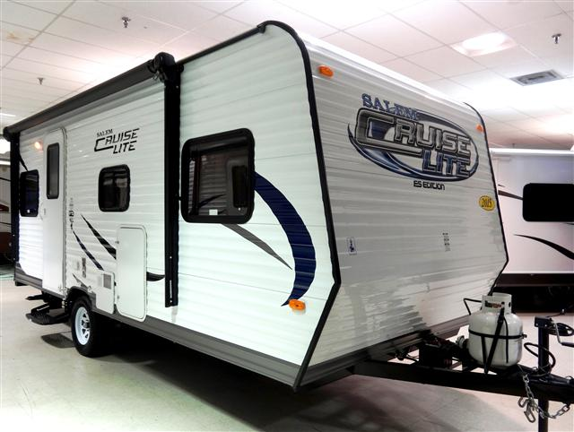 New 2015 Forest River SALEM CRUISE LITE 205RDXL Travel Trailer For Sale
