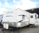 Used 2008 Crossroads Zinger 26RL Travel Trailer For Sale