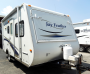 Used 2010 Jayco Jay Feather 17C Travel Trailer For Sale