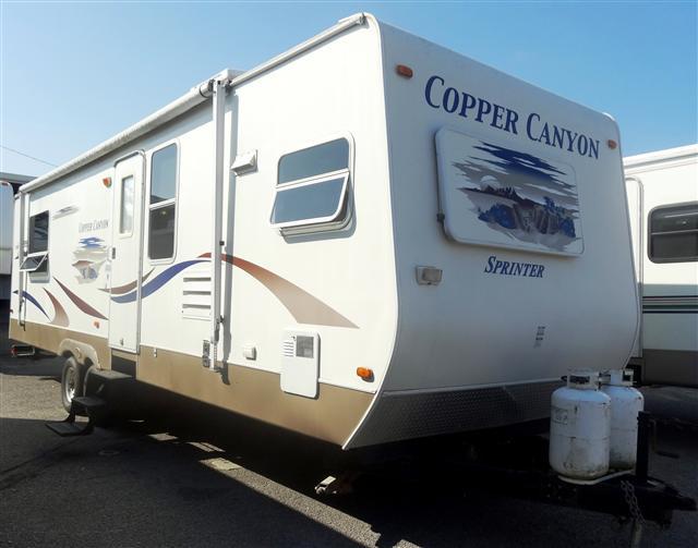 2006 Keystone Copper Canyon