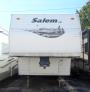 Used 2004 Forest River Salem 27RLSSLE Fifth Wheel For Sale