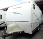 Used 2007 Keystone Outback 21RS Travel Trailer For Sale