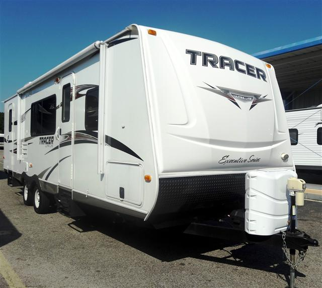 Used 2013 PRIME TIME TRACER EXECUTIVE 2900BH Travel Trailer For Sale