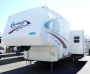 Used 2004 Crossroads Cruiser 28BH Fifth Wheel For Sale