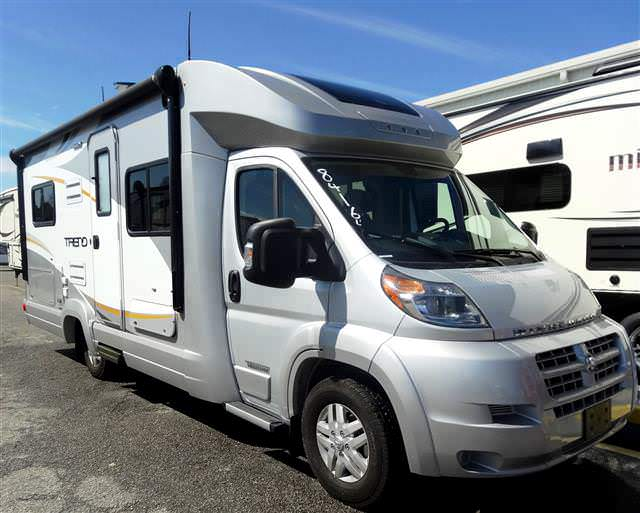 Buy a New Winnebago TREND in North Charleston, SC.
