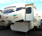 Used 2010 Keystone Montana 3605RL Fifth Wheel For Sale