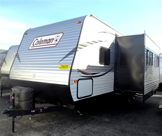 New 2015 Coleman Coleman CTS262BH Travel Trailer For Sale