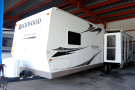Used 2009 Forest River Rockwood 8298 Travel Trailer For Sale