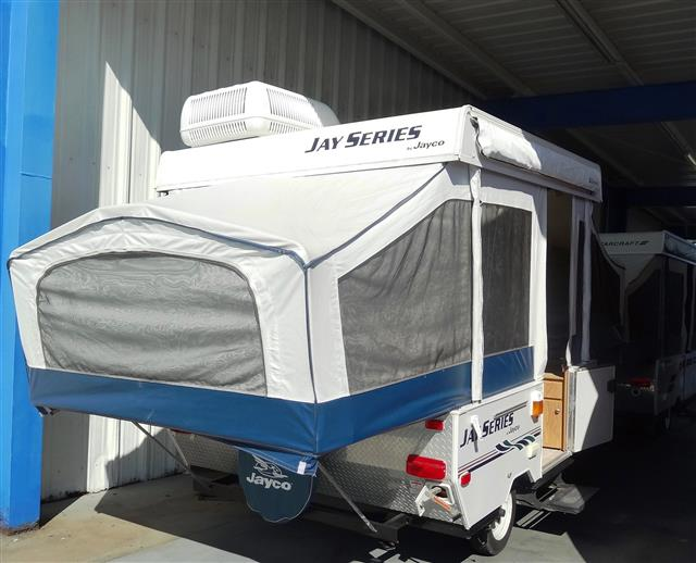 Used 2005 Jayco Jayco 806 Pop Up For Sale